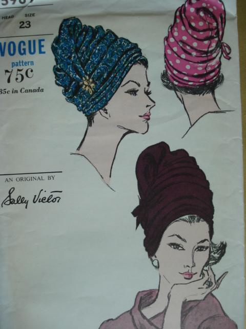 Vogue 5989 A