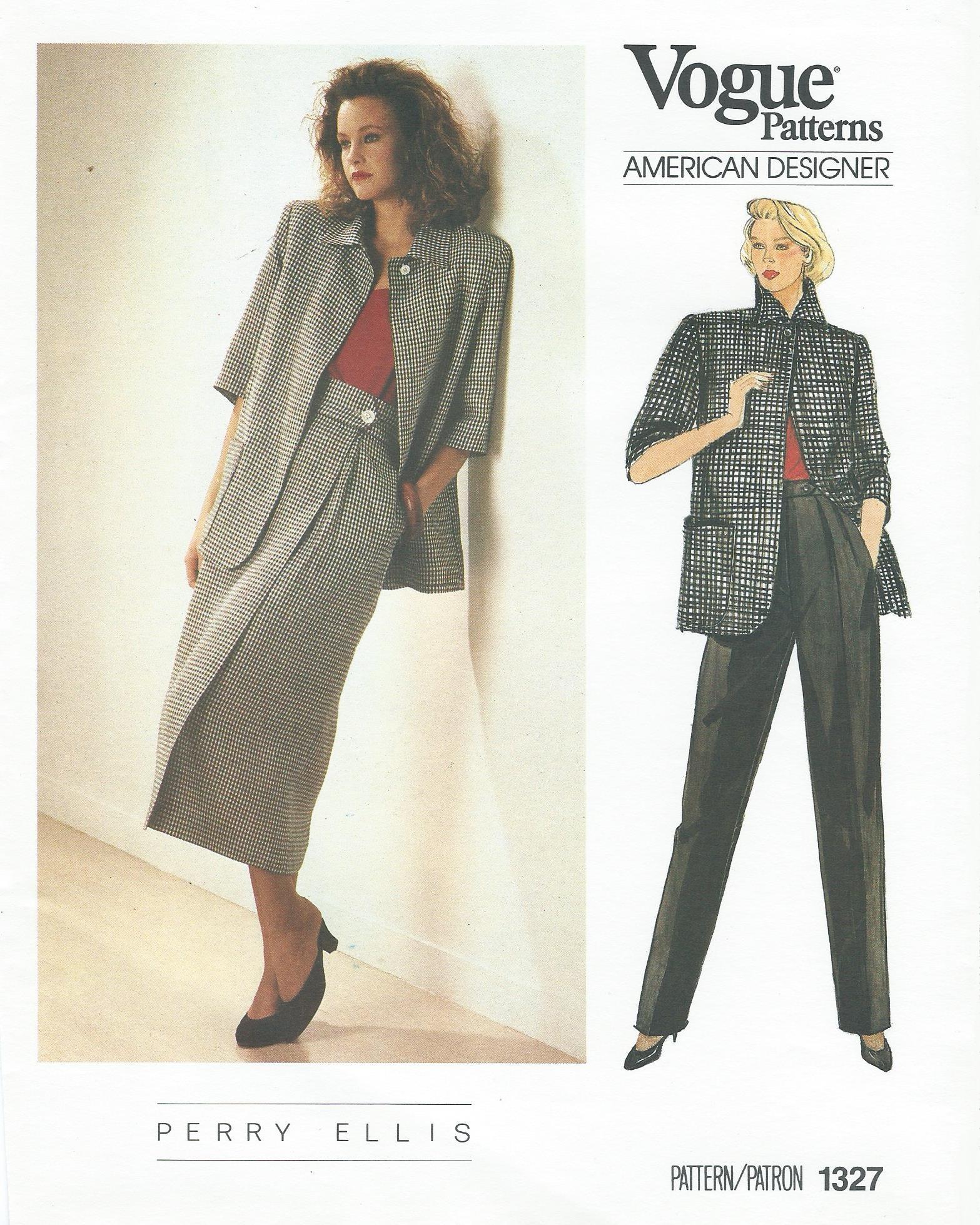 Vogue 1327 A