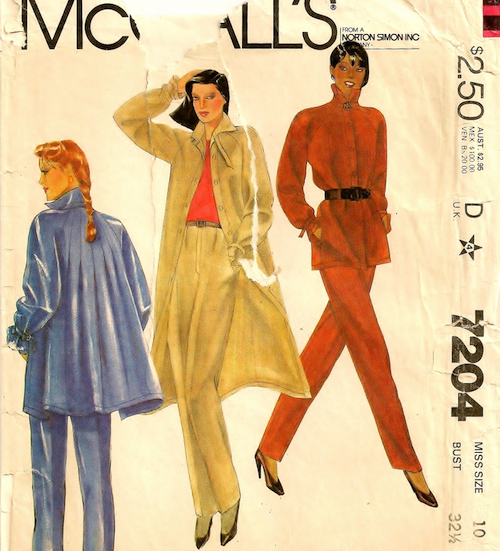 McCall's 7204