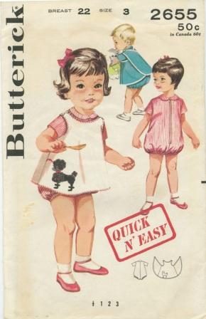 Butterick 2655