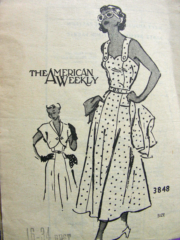 American Weekly 3848