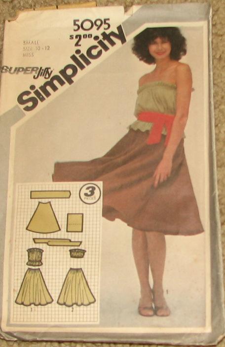 Simplicity 5095 B