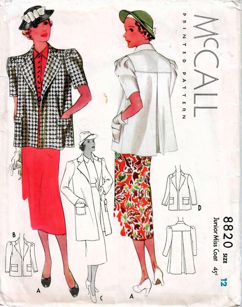 McCall 8820