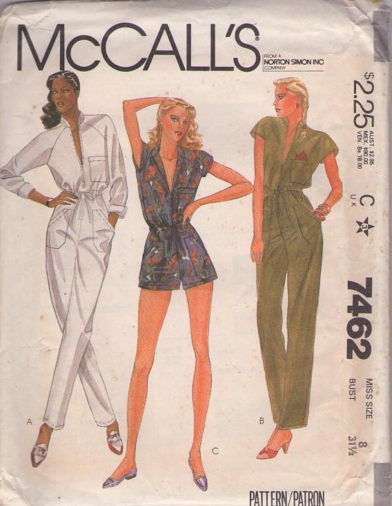 McCall's 7462