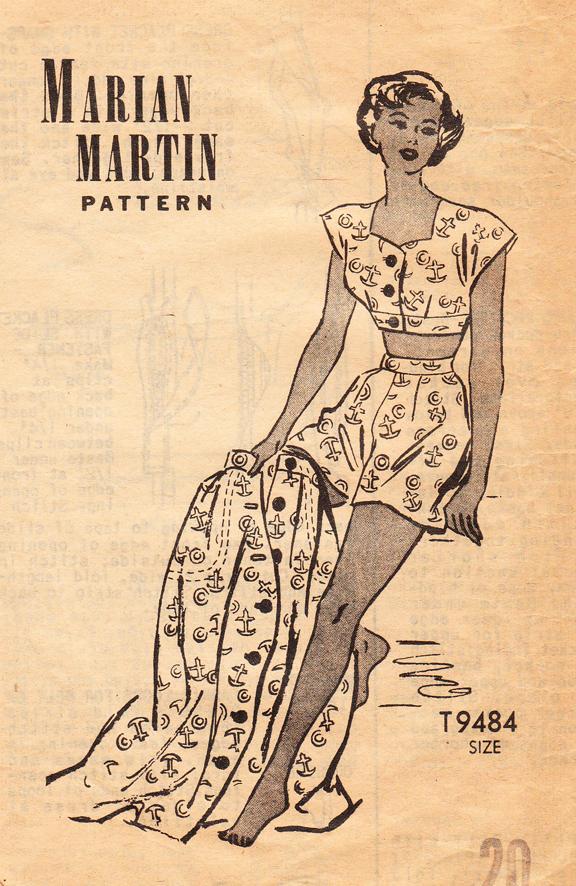 Marian Martin T9484