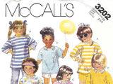 McCall's 3202 B