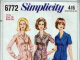 Simplicity 6772 B
