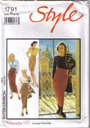 Style 1791 front cover
