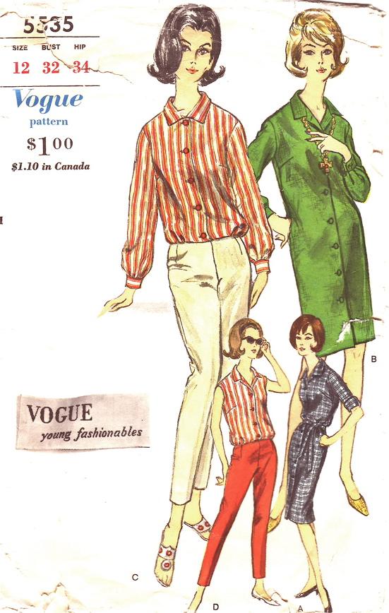 Vogue 5535