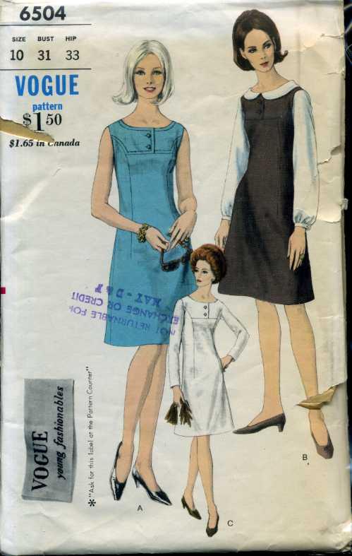 Vogue 6504