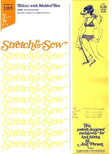 Stretch & Sew 1385