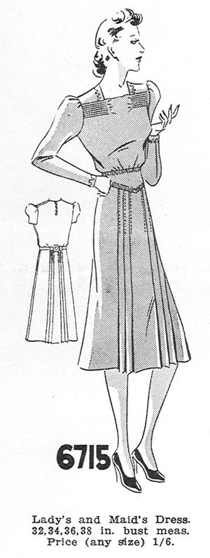 Madame Weigel's 6715