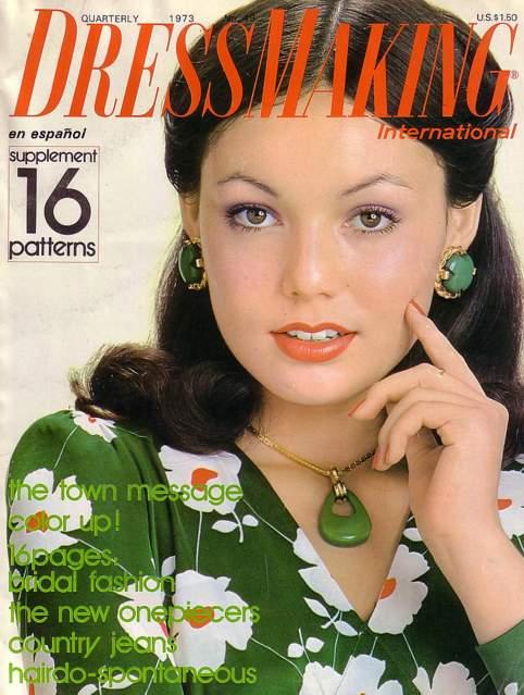 DressMaking International No 49 1973