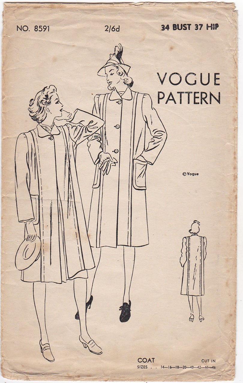 Vogue 8591 C