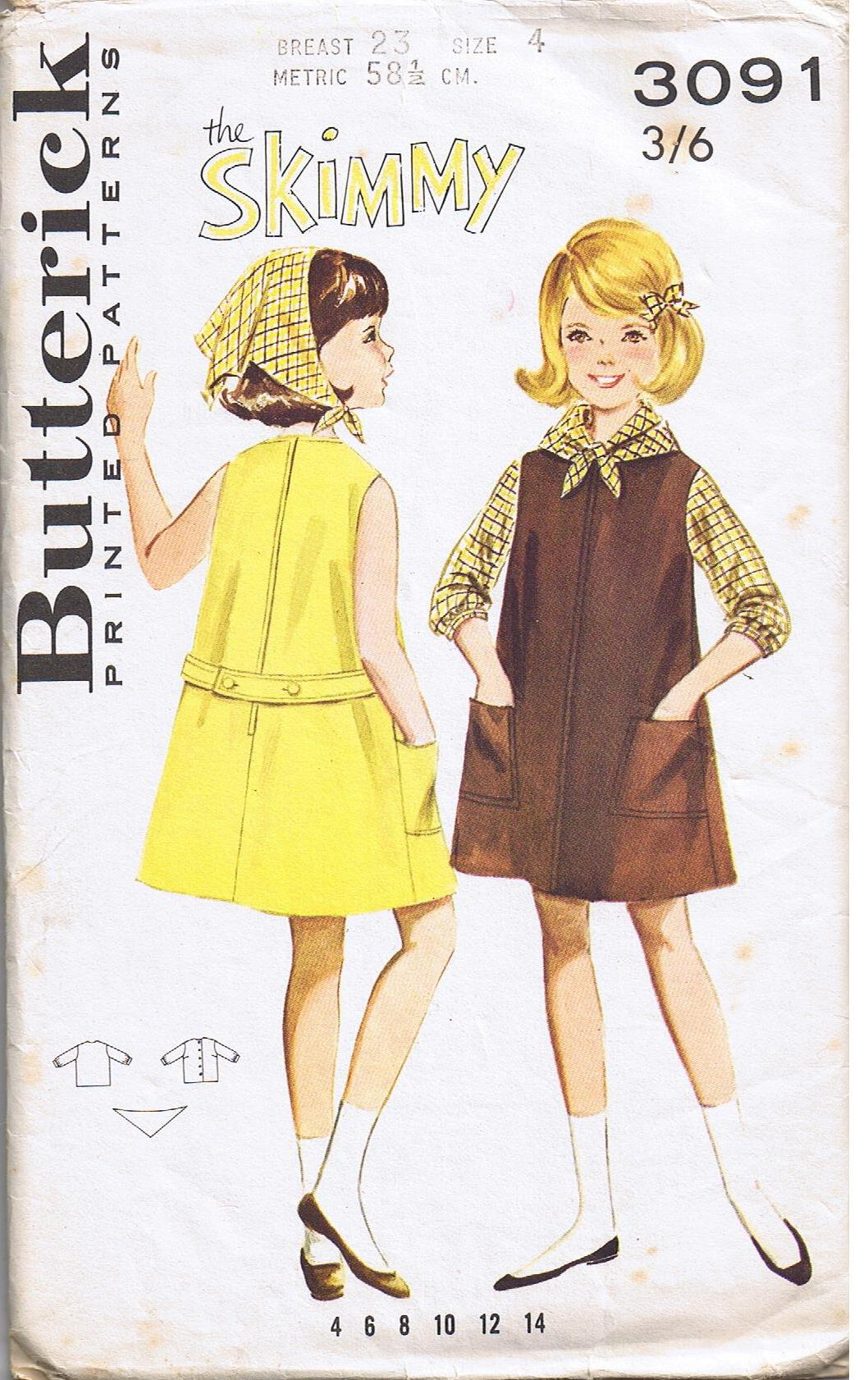 Butterick 3091 C