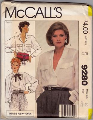 McCall's 9280