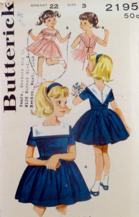 Butterick 2195