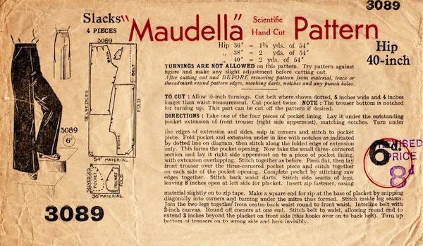 Maudella 3089
