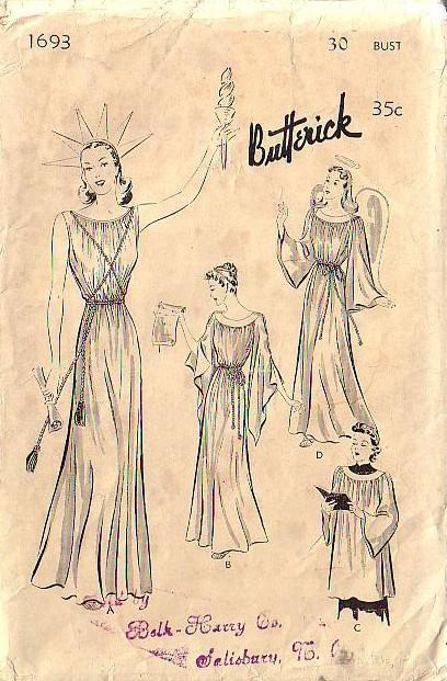Butterick 1693