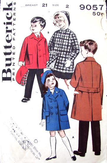 Butterick 9057