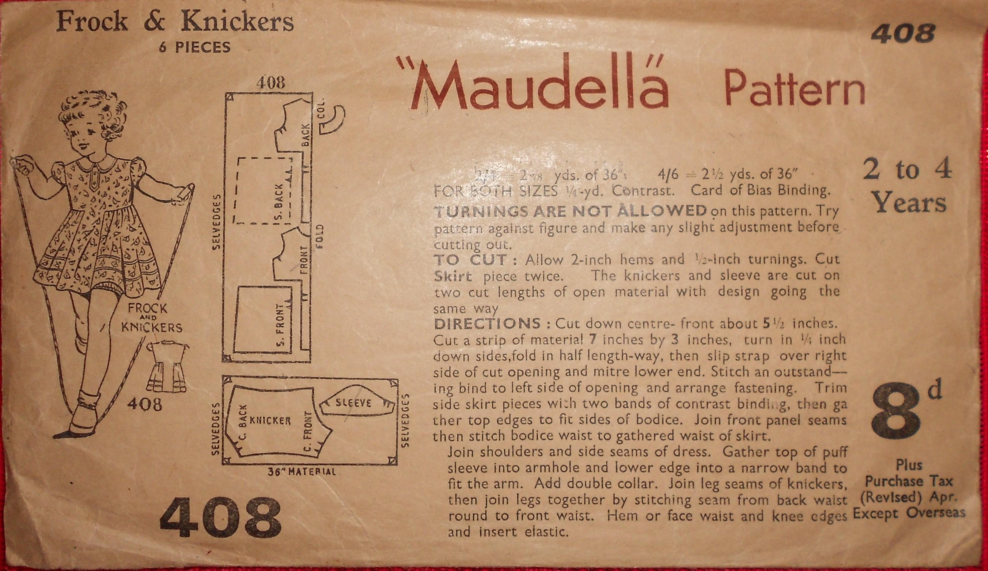 Maudella 408