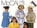 McCall's 2958 A