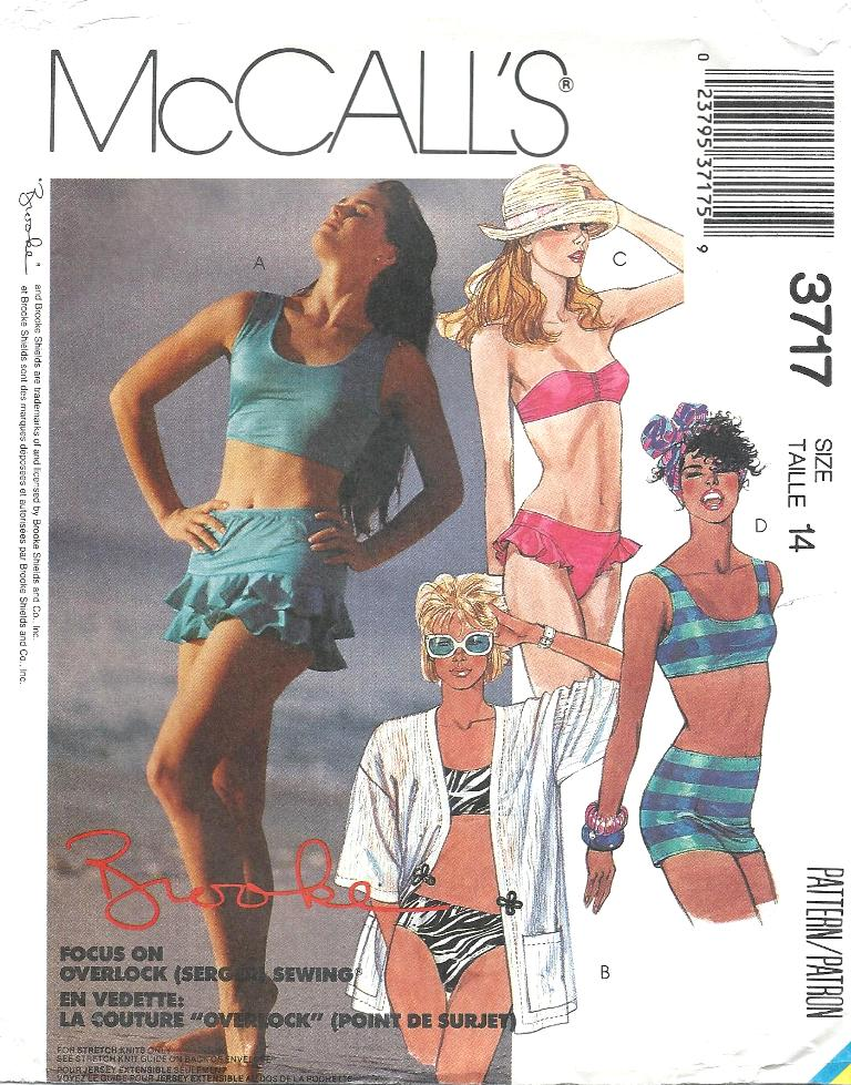McCall's 3717 A
