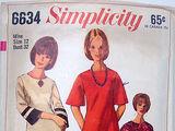 Simplicity 6634