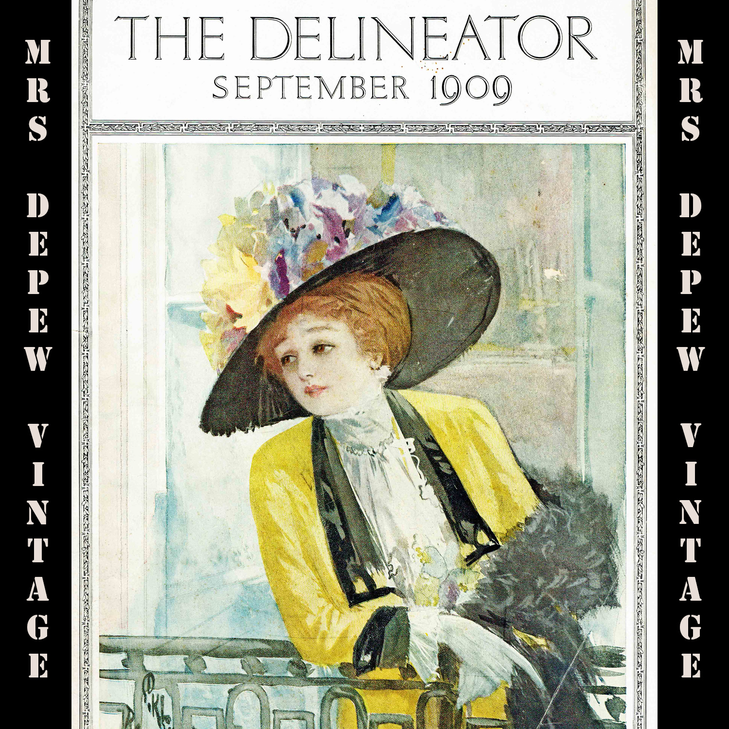 The Delineator September 1909