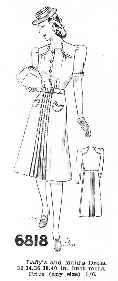 Madame Weigel's 6818