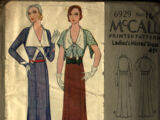 McCall 6929