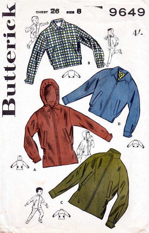 Butterick 9649