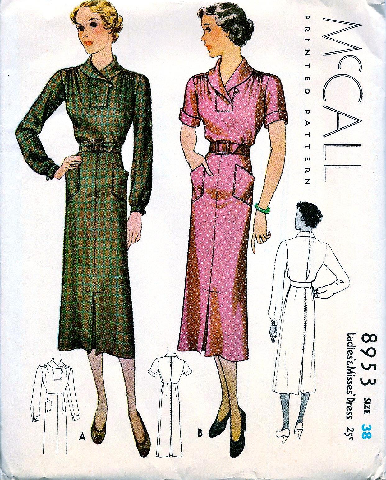 McCall 8953