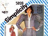 Simplicity 5828 B