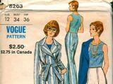 Vogue 8263