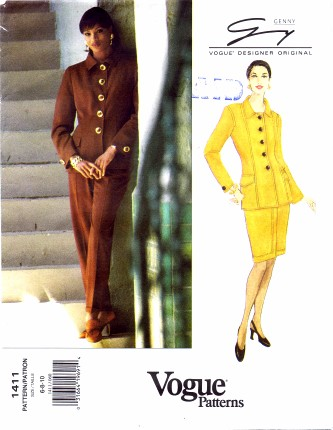 Vogue 1411 B