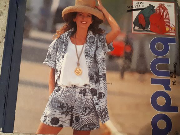 Burda Counter Catalog Summer 1994