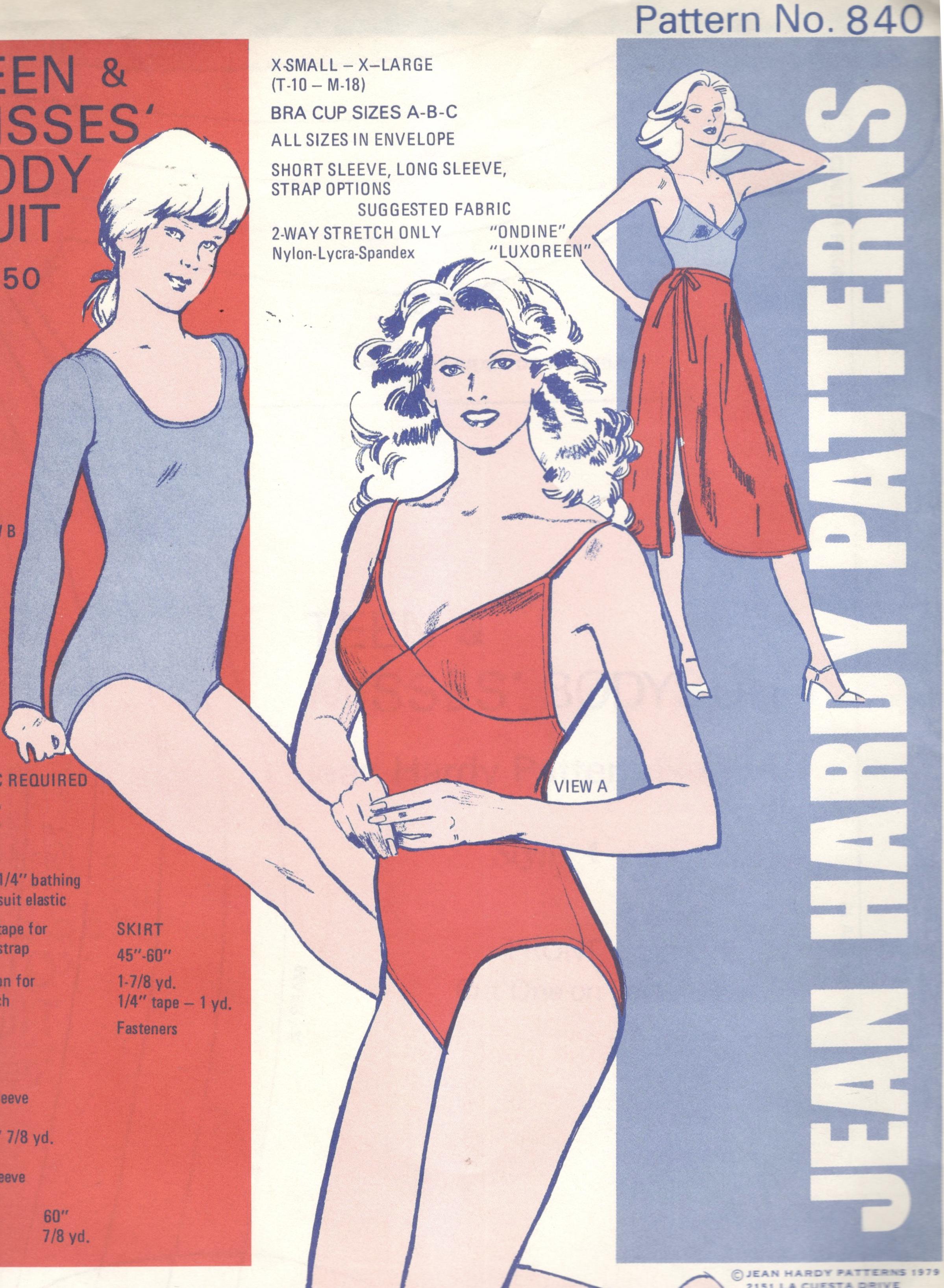 Jean Hardy 840