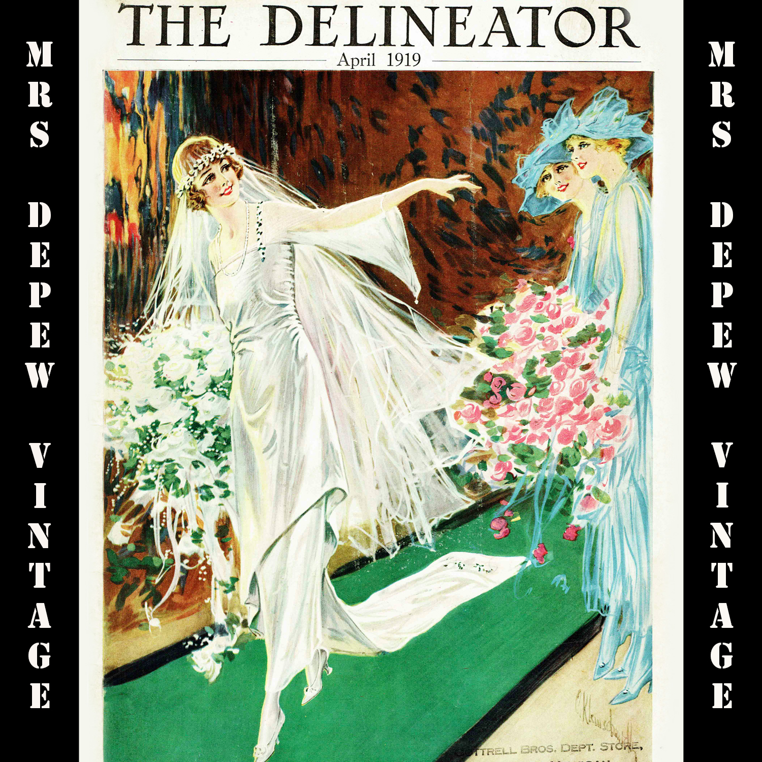 The Delineator April 1919