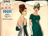 Vogue 5942