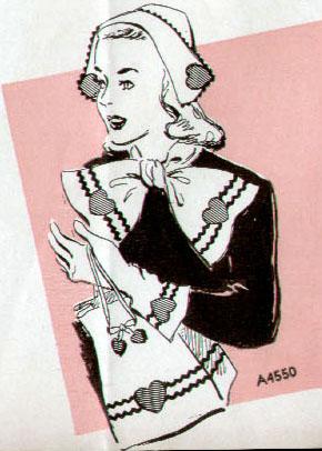 Anne Adams A4550