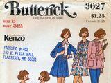 Butterick 3027
