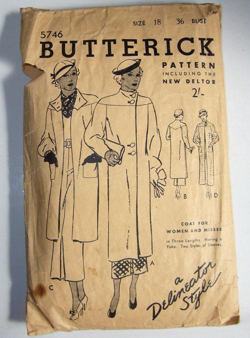 Butterick 5746 B