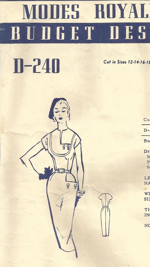 Modes Royale D-240