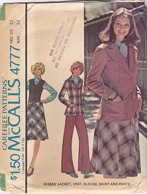 McCall's 4777