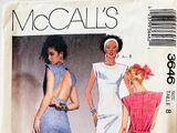 McCall's 3646 B