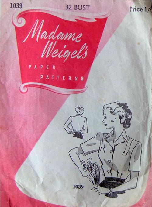 Madame Weigel's 1039