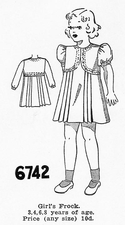 Madame Weigel's 6742