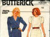 Butterick 6601 A