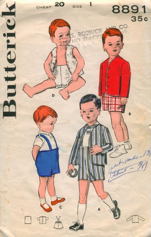 Butterick 8891